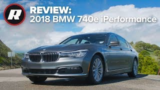 Is the 2018 BMW 7 Series plug-in hybrid worth the extra cost? 740e iPerformance