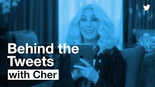 #BehindTheTweets with Cher | Twitter