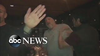 Harvey Weinstein slapped by restaurant patron
