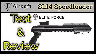 Elite Force SL14 Speedloader Test And Review
