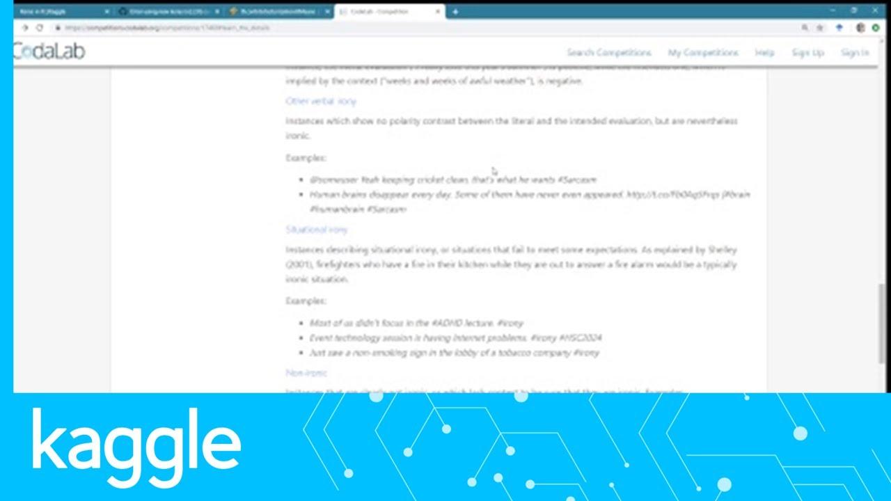 Kaggle Live-Coding: RNNs for Sarcasm Detection | Kaggle
