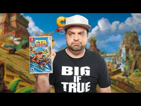 Crash Team Racing for Switch REVIEW - Huge DISAPPOINTMENT!