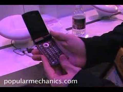 Flip Phone and Sidekick In One - Samsung SCH-u740