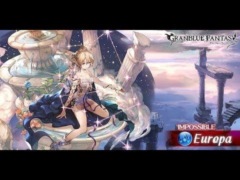 [Granblue Fantasy] HL Europa Solo (Yggdrasil Build)