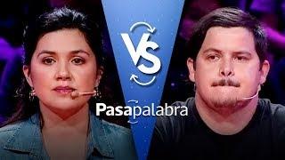 Pasapalabra | Andrea Arriagada vs Germán Tuma
