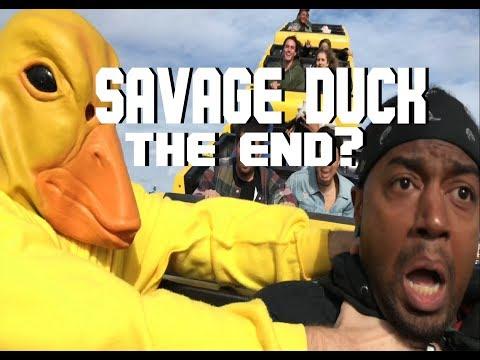 Savage Duck: The End? W/ Arberi Ferraj, Marlon Webb, Chauncey Stubbs, Luke Flipp