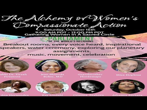 Alchemy of Women's Compassionate Action