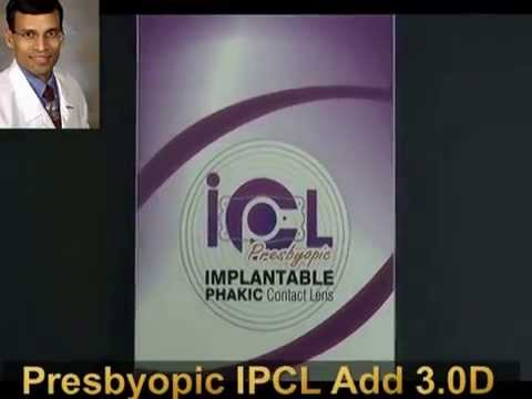 Implantation of Multifocal IPCL for Correction of Presbyopia SuVi Eye Institute Kota India