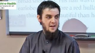 Physical Description of the Prophet (ﷺ) - Session 1 of 7 - Tim Humble