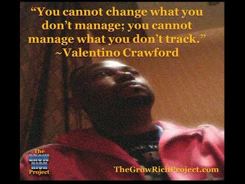 Inspirational Quote of the Week-Importance of Tracking Progress
