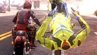 Road Redemption Die Hard 01 ► Slow Motion Kills