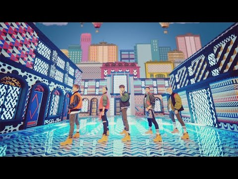 SHINee - 「Downtown Baby」Teaser