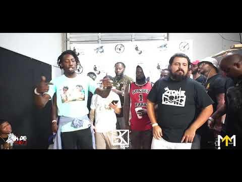 BK Battle League | Rap Battle | TUDA J vs DON MARINO |#NOP3