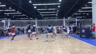 STEPHEN GOEDKEN COAST Volleyball highlights