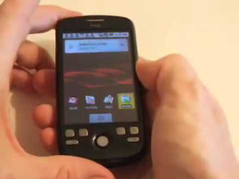 Rogers HTC Magic Video Review