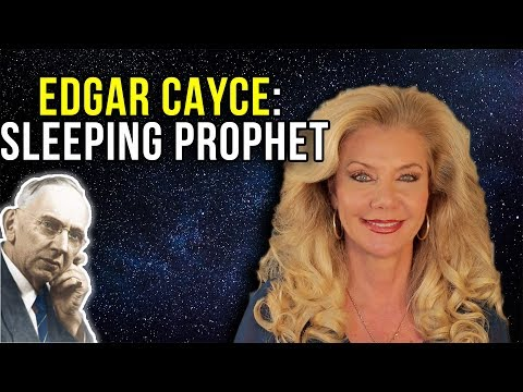 Edgar Cayce: Sleeping Prophet: Amazing Life And Chart