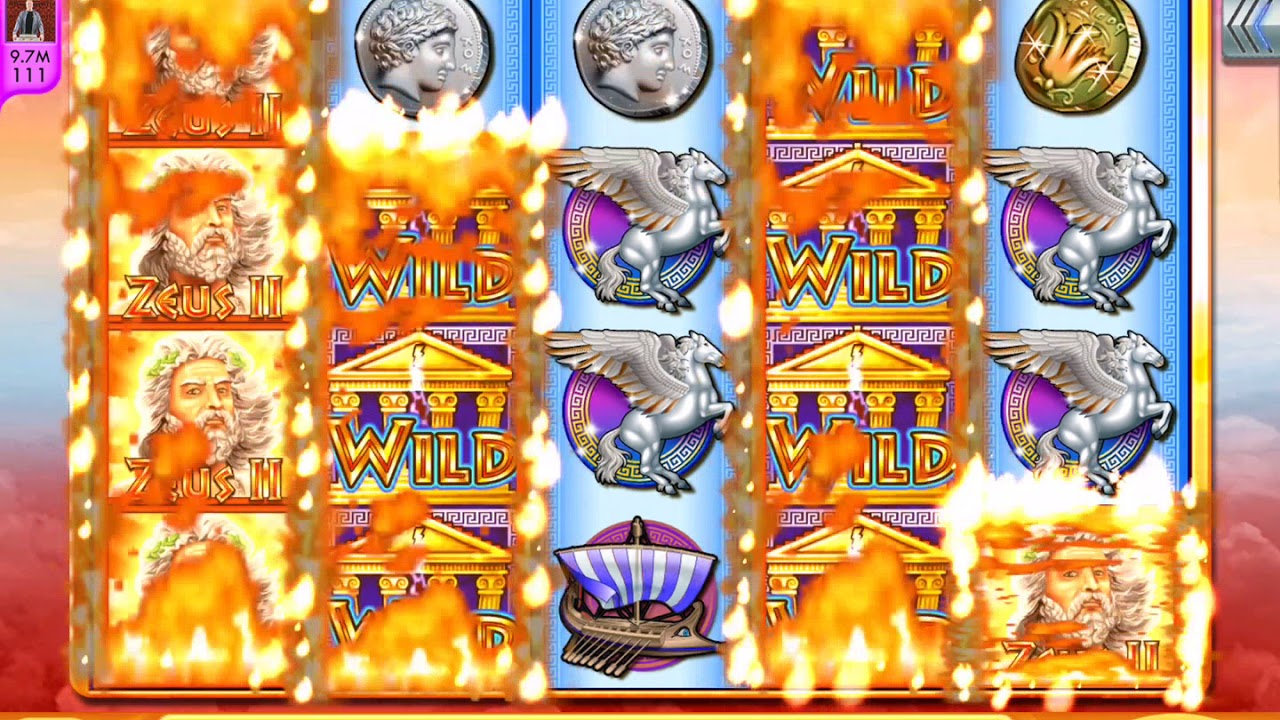 Casino Slot Game Zeus