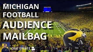 Michigan Football Rumors On Daxton Hill, Zach Harrison & Jedd Fisch - 23 Fan-Submitted Questions