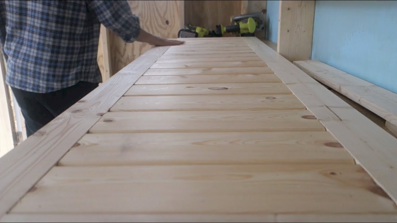 How To how to build door pics : How To Build A Door (A Simple DIY Project) - YouTube