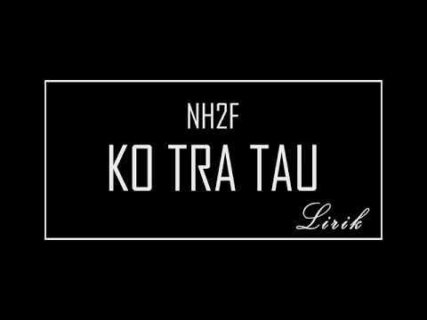 Nh2f KO TRA TAU [OFICIAL LIRIK]