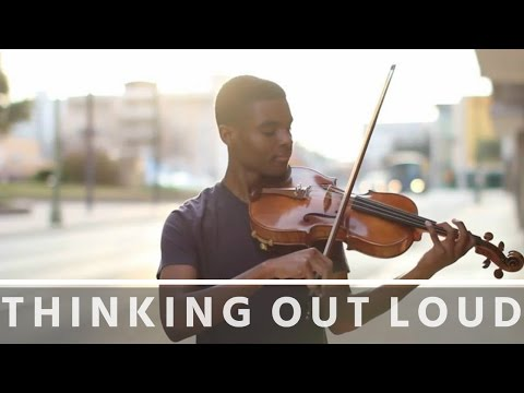 Ed Sheeran | Thinking Out Loud | Jeremy Green | Viola Cover