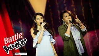 หนึ่ง VS เบญ - Lovefool - Battle - The Voice Thailand 2018 - 4 Feb 2019