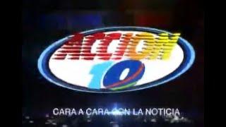 Noticiero Acción 10 en la Mañana de 24 de Junio de 2019