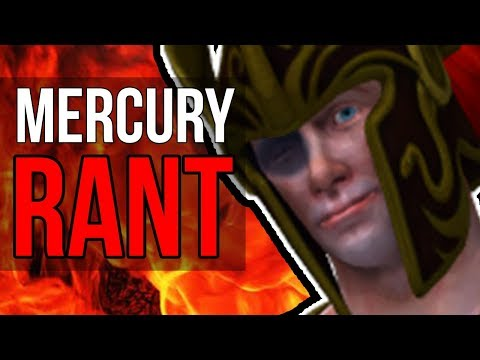 SMITE Mercury RANT! - End Golden Blade Abuse