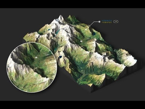 3D Map Generator - ATLAS v1 2 for Photoshop | Tool for