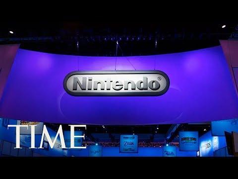 E3 2017: Nintendo Announces Pokemon For Switch, Super Mario Odyssey, Zelda Breath Of The Wild   TIME