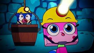 Unikitty Color Swap Unikitty  Puppycorn Kids CARTOON TV - KCT