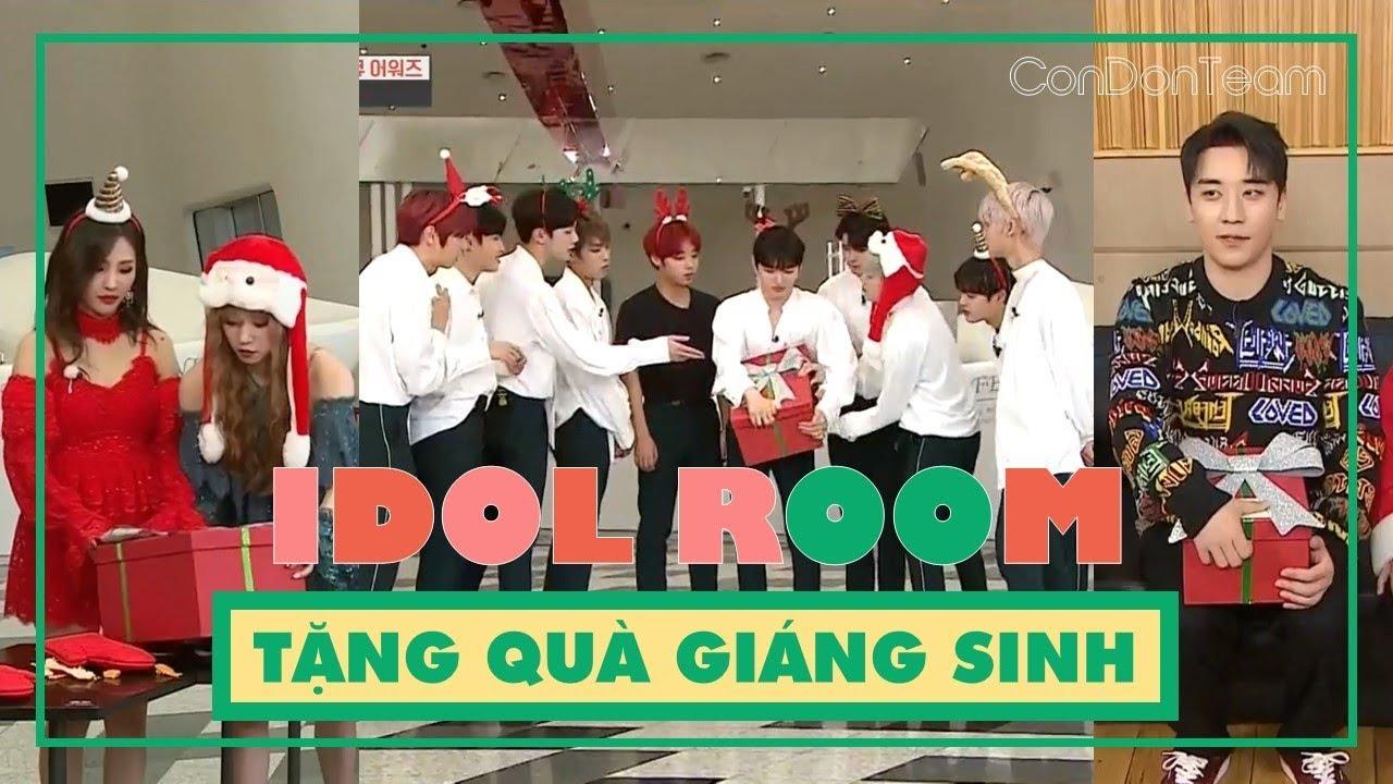 [ConDonTeam] [fan edit] Idol Room tặng quà giáng sinh