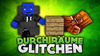 DURCH RÄUME GLITCHEN! | DieBuddiesZocken