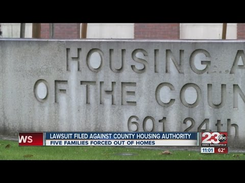 Lawsuit Filed Against County Housing Authority