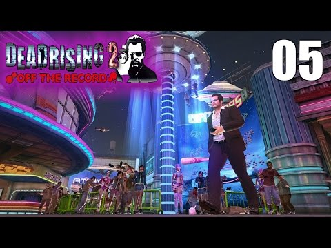 Dead Rising 2: Off the Record ᴴᴰ [COOP] #05 - Die Messer-Connection