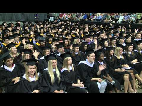 Ohio State 2015 Summer Commencement
