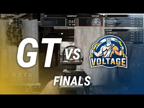 GT Vs Voltage - UMG $200 Min. 4v4 Variant - Finals - April 26th