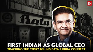 First Indian as Global CEO: Tracking the story behind Bata's India connect