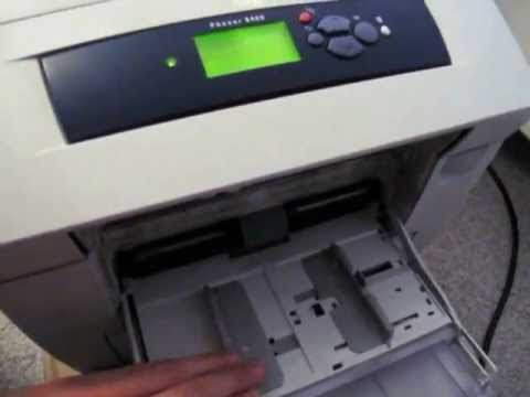 Mate's Blog: Direct PCB printing with Xerox Phaser 8400