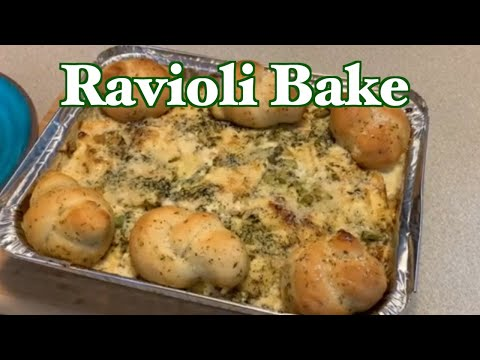 How to make Delicious Ravioli Bake