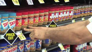 Grocery Shopping — Read Grocery Store Shelf Tags to Save Time and Money