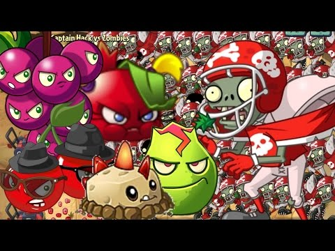 Plants vs Zombies 2 Epic Hack : Modern All Star Challange Part 1