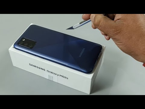 Samsung M02s Unboxing & Camera Test !