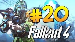Прохождение Fallout 4 - Я у Мамы Инженер 20 60 FPS