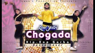 Chogada Loveyatri | Hip-Hop Garba | Dance Adda Choreography Ft.Prapti & Snehal