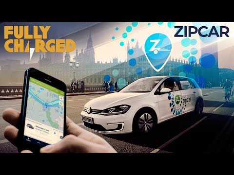 Zipcar - Urban Electric Vehicle Sharing And Answer To City Air Pollution?   Fully Charged