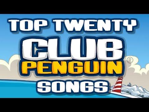 Top Twenty Club Penguin Songs (Part 1: #20 - #11)