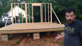 Living Free - Do It Yourself Construction - Part 20
