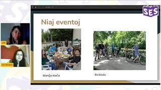 Volontulado en Tuluzo (Francio) – Leila kaj Ines | SES 2020