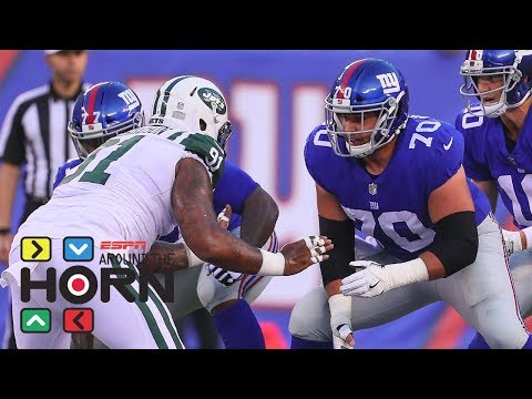 Giants or Jets: Who has more surprising record?   Around the Horn   ESPN